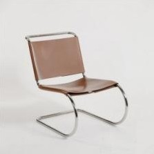 Wondrous Mr Lounge Chair By Ludwig Mies Van Der Rohe For Knoll Squirreltailoven Fun Painted Chair Ideas Images Squirreltailovenorg