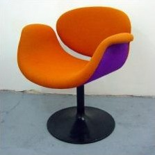 10 x Little Tulip lounge chair by Pierre Paulin for Artifort, 1970s