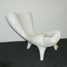 Orgone lounge chair by Marc Newson & Orgone lounge chair by Marc Newson | #2050