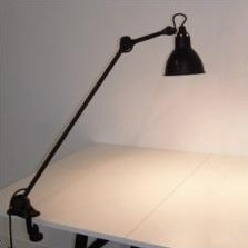 model 201 Desk Lamp by Bernard Albin Gras for Atelier Gras