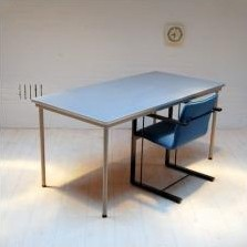 Dining Table by Unknown Designer for Ahrend de Cirkel