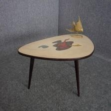 Coffee Table by Wilhelm Renz for Wilhelm Renz