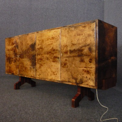 Sideboard by Aldo Tura for Unknown Manufacturer