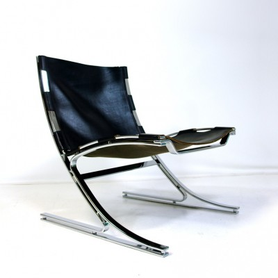Chairs Berlin berlin lounge chair by meinhard gerkan for walter knoll 1970s