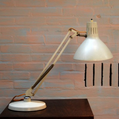 Well known L1 Task desk lamp by Jacob Jacobsen for Luxo, 1960s | #5213 LI84