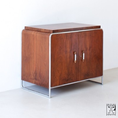 B 105 Cabinet by Hermann John Hagemann for Thonet Mundus