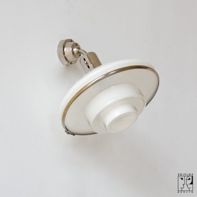 SSo wall lamp by C. F. Otto Müller for Sistrah Licht GmbH, 1930s