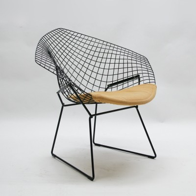 Magnificent Diamond Lounge Chair By Harry Bertoia For Knoll 1960S 6373 Alphanode Cool Chair Designs And Ideas Alphanodeonline