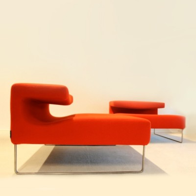 Low Seat Sofa By Patricia Urquiola For Moroso Italy 7277