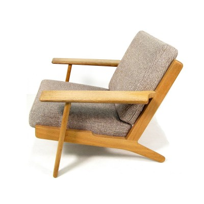 lounge chairs hans wegner. GE290 Plank Lounge Chair By Hans Wegner For Getama, 1960s Chairs