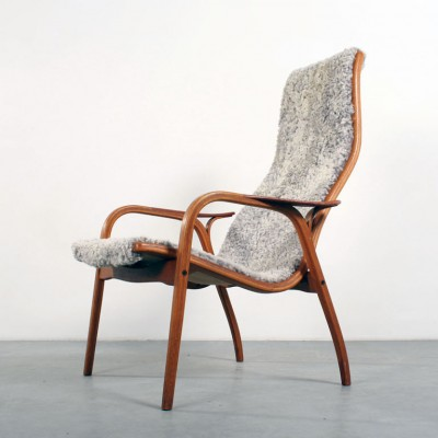 Nice Lamino Lounge Chair By Yngve Ekström For Swedese, 1950s