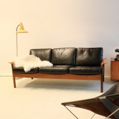 Sofa by Hans Olsen for CS Møbler, 1950s