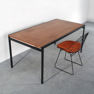 japanese series dining table by cees braakman for pastoe 1960s