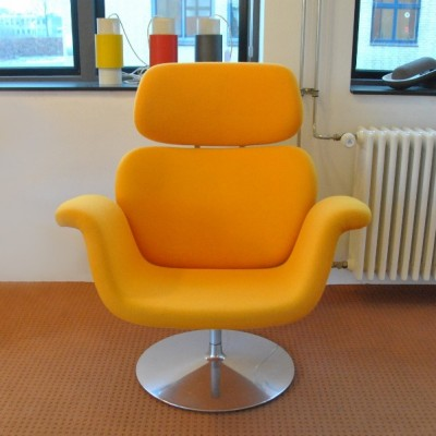 Ordinaire Tulip Lounge Chair By Pierre Paulin For Artifort, 1960s