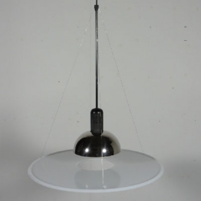 frisbi hanging lamp by achille giacomo castiglioni for flos 8633. Black Bedroom Furniture Sets. Home Design Ideas