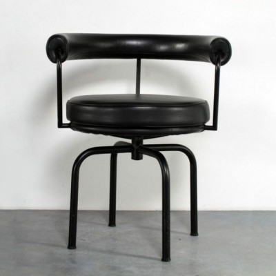 LC7 dinner chair by Le Corbusier for Cassina, 1920s | #8872