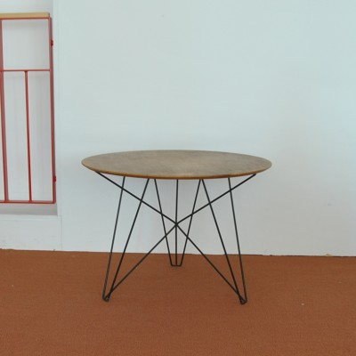 Side Table Nieuw.Ijhorst Side Table By Constant Nieuwenhuys For Spectrum