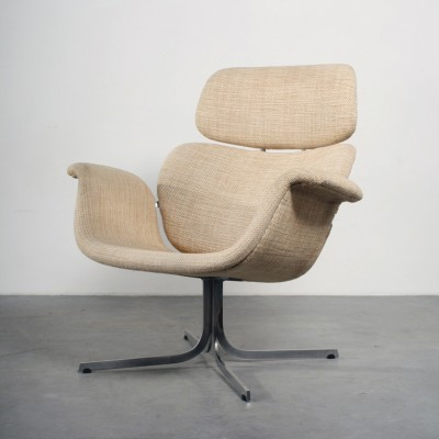 Merveilleux Big Tulip Lounge Chair By Pierre Paulin For Artifort, 1960s