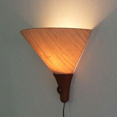 Wall Lamp by Unknown Designer for Dyrlund