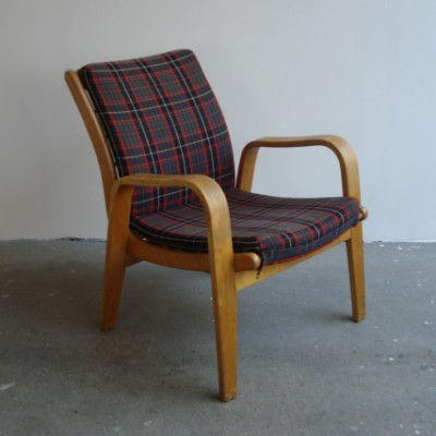 Design Stoel Lounge.Fb05 Lounge Chair By Cees Braakman For Pastoe 1950s 10713