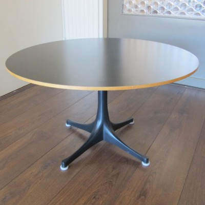coffee table by george nelson for herman miller 1950s