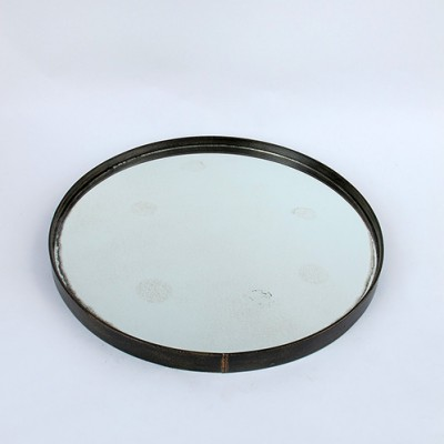 Mirror by Aldo Tura for Unknown Manufacturer