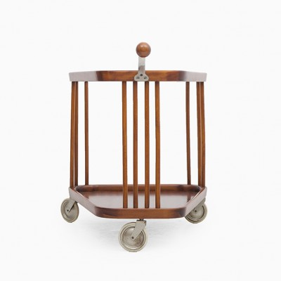 Serving Trolley by Axel Larsson for Bodafors