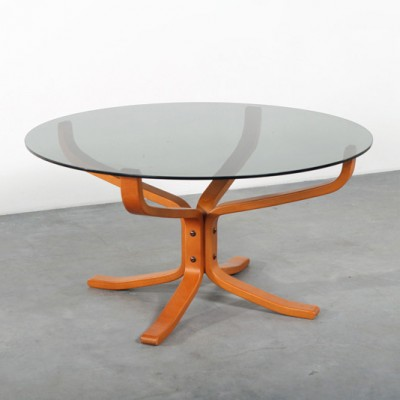 Falcon coffee table by Sigurd Ressell for Vatne Møbler, 1960s