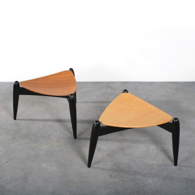 Tale Stool by Ilmari Tapiovaara for Artek