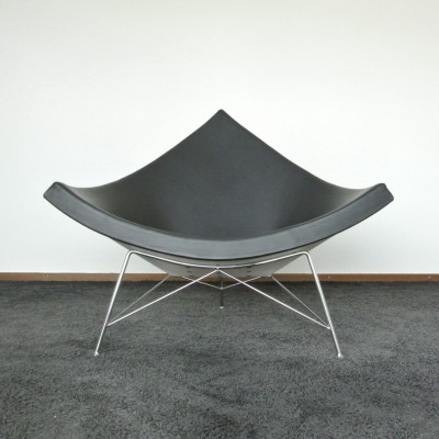 Awesome 2 X Coconut Lounge Chair By George Nelson For Vitra, 1950s