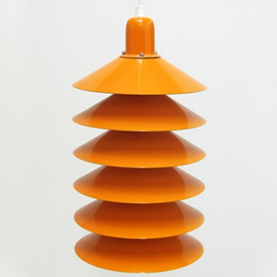 Hanging Lamp by Jørgen Gammelgaard for Fog and Mørup