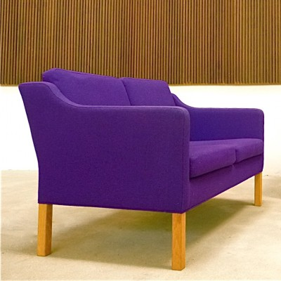 M 2522 sofa by Børge Mogensen for Fredericia Stolefabrik, 1960s