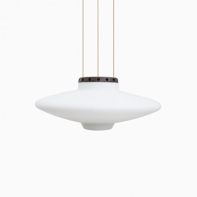 UFO Hanging Lamp by Uno Kristiansson and Östen Kristiansson for Luxus