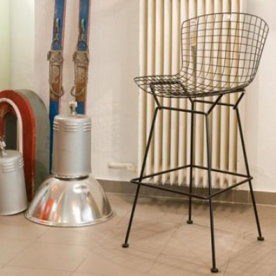 428 C Stool by Harry Bertoia for Knoll International
