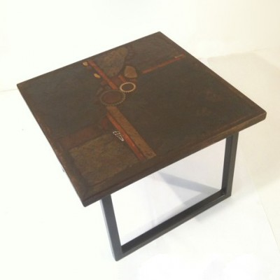 Side Table by Paul Kingma for Paul Kingma