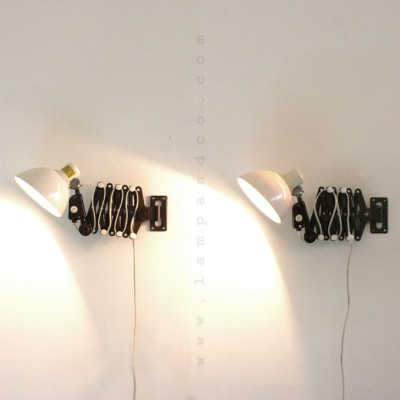Wall Lamp by Unknown Designer for VEB Zweckleuchten Dresden