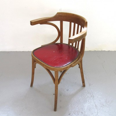 Dinner Chair by Unknown Designer for Baumann