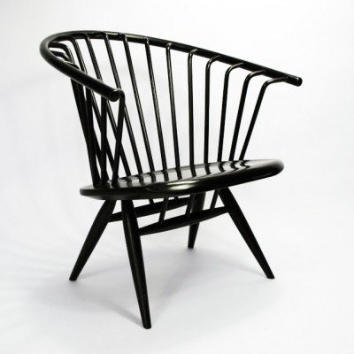Crinolette Lounge Chair by Ilmari Tapiovaara for Asko