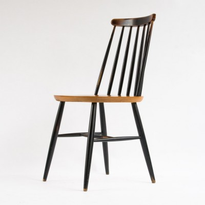 Dinner Chair by Ilmari Tapiovaara for Billund Traevarefabrik