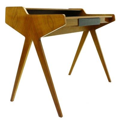 Ladies Desk Writing Desk by Helmut Magg for Unknown Manufacturer