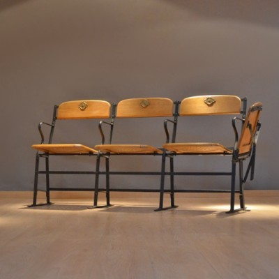 Bench by Unknown Designer for Wessbecher