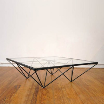 Alanda Coffee Table By Paolo Piva For B Italia 1980s