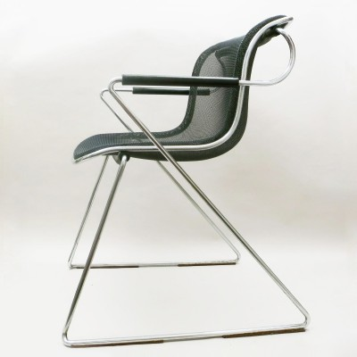 Penelope Office Chair by Charles Pollock for Castelli