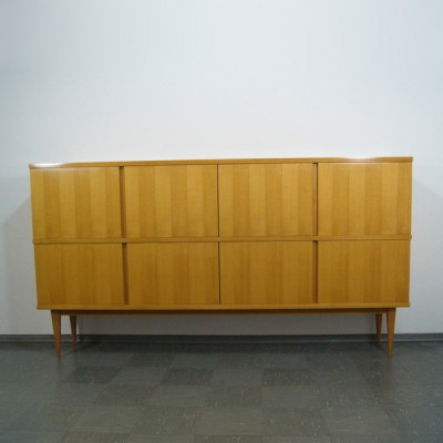 Highboard Cabinet by Unknown Designer for WK Möbel
