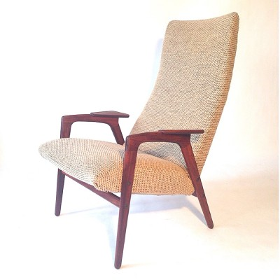 Lounge Chair by Yngve Ekström for Pastoe