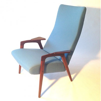 Gentleman Chair Lounge Chair by Yngve Ekström for Pastoe