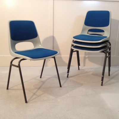 Dinner Chair by Jack Vogels for Kembo