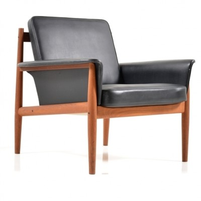 Lounge Chair by Grete Jalk for France and Son