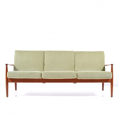118/3 Sofa by Grete Jalk for France and Son