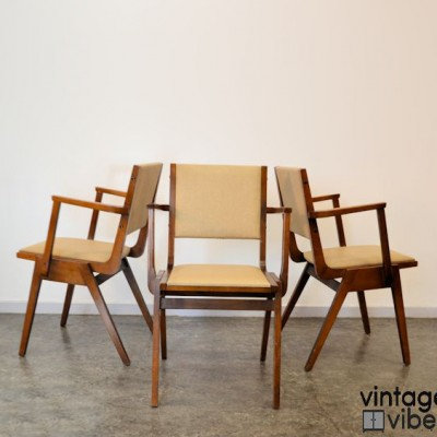 Dinner Chair by Unknown Designer for Tijsseling
